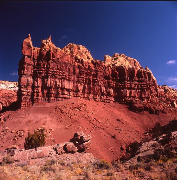New Mexico Red Rock Formations