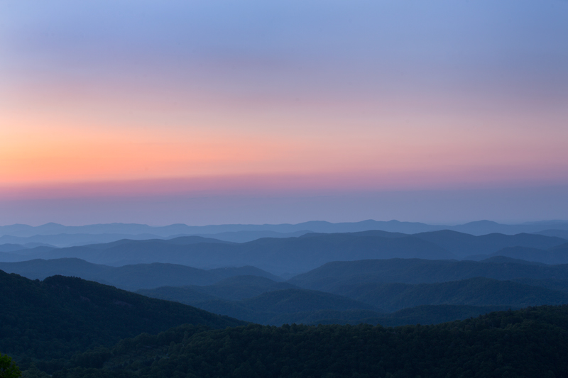 Blue Ridge Mountain Pictures